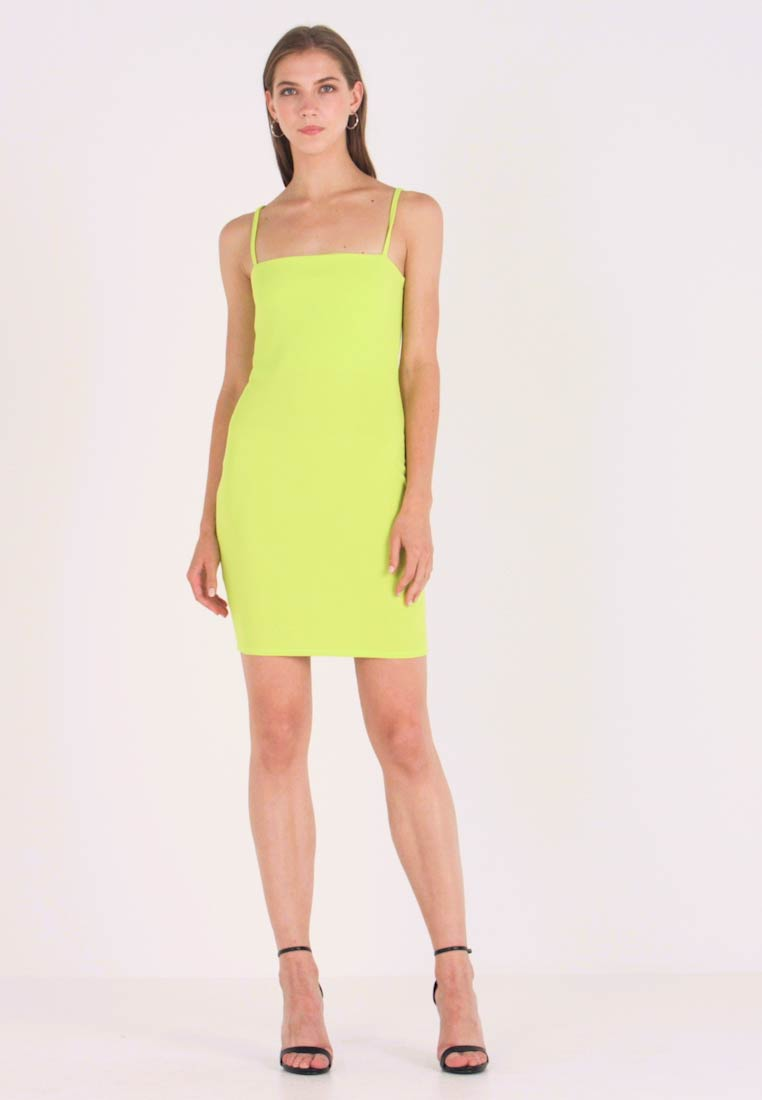 Nly by Nelly - Jersey dress - light green