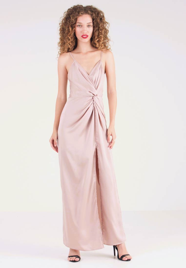 Nly by Nelly - YOU GOT IT DRESS - Maxi dress - light pink