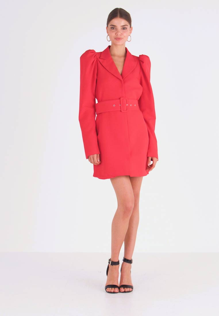 Nly by Nelly - Day dress - red