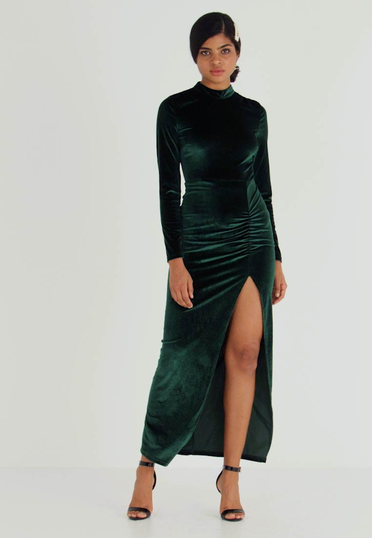 Nly by Nelly - DRAPY GOWN - Occasion wear - green