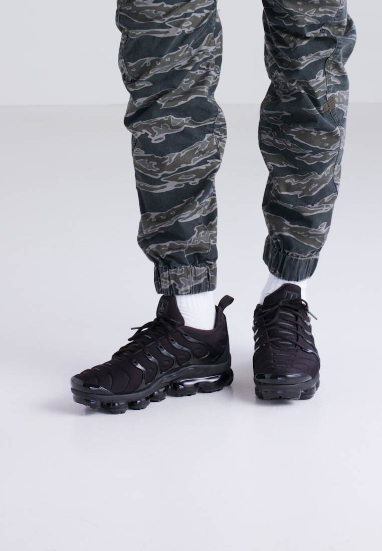Nike Sportswear Air Vapormax Plus Sneaker Low Black