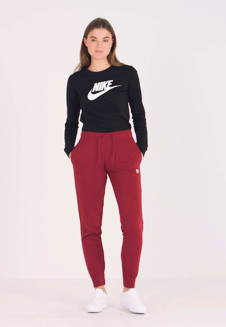 Nike Sportswear - PANT - Jogginghose - team red/white