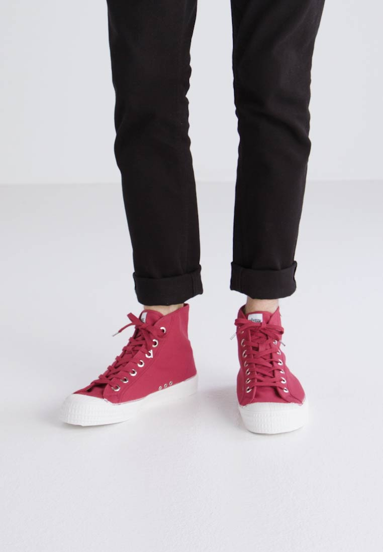 Novesta STAR DRIBBLE CLASSIC - Zapatillas altas red