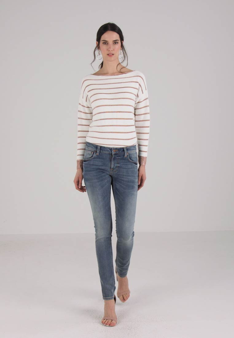 Nudie Jeans TIGHT TERRY - Slim fit jeans - subtle beat
