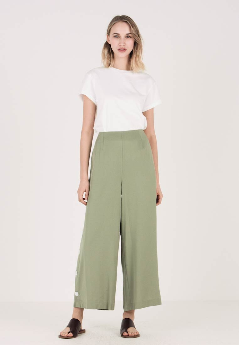 Native Youth - THE SERENA PANT - Trousers - mint