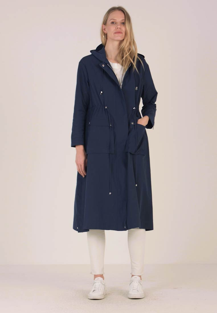 Oakwood - SPONSOR - Parka - dark blue