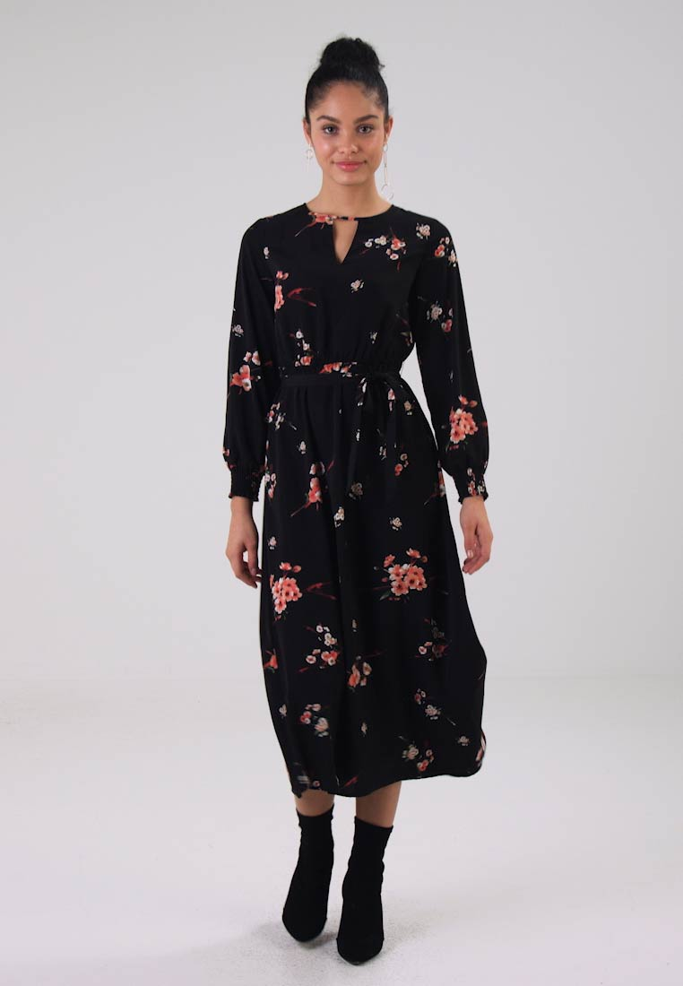 ONLY ONLJAPAAN MIDI DRESS