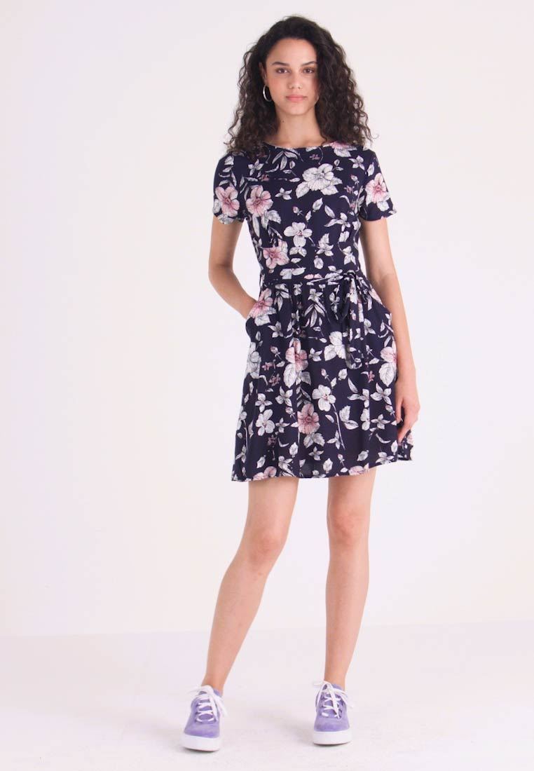 ONLY - ONLSALLY DRESS - Vestido informal - night sky