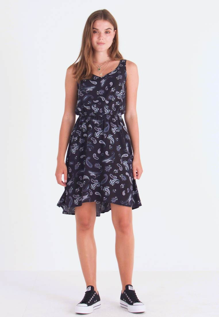 ONLY - ONLNOVA SARA  DRESS - Freizeitkleid - dark navy/blue