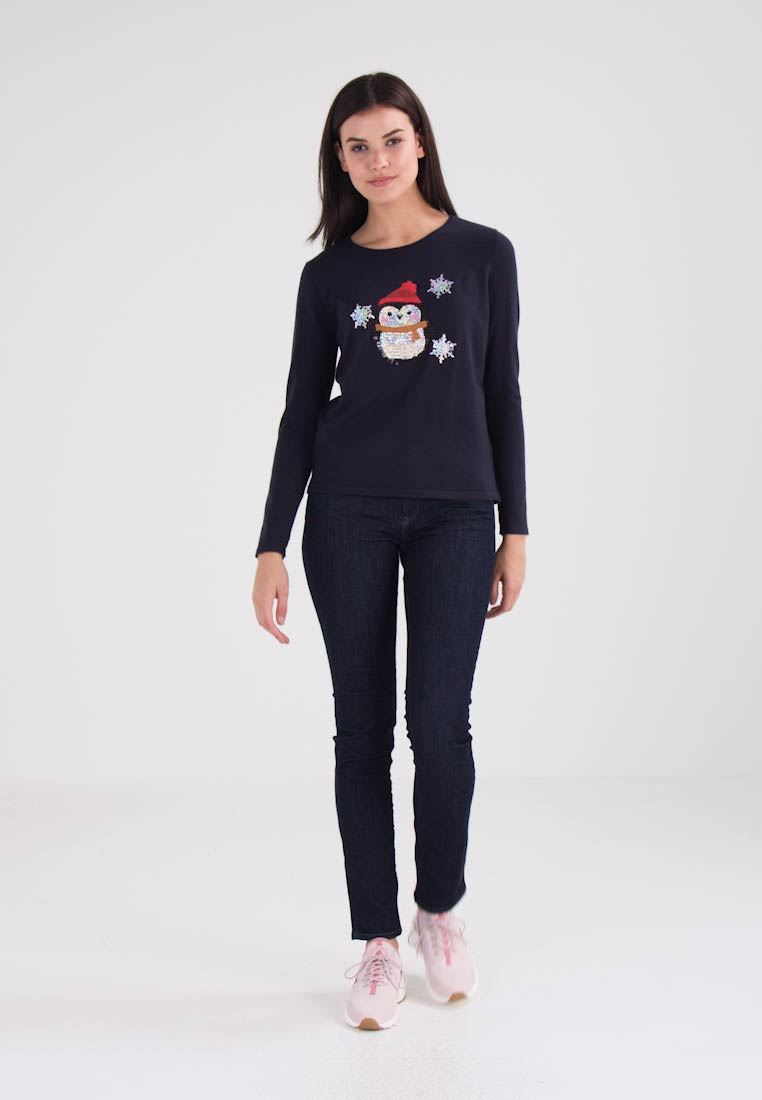 ONLX-CHRISTMAS PENGUIN - Maglione sky captain