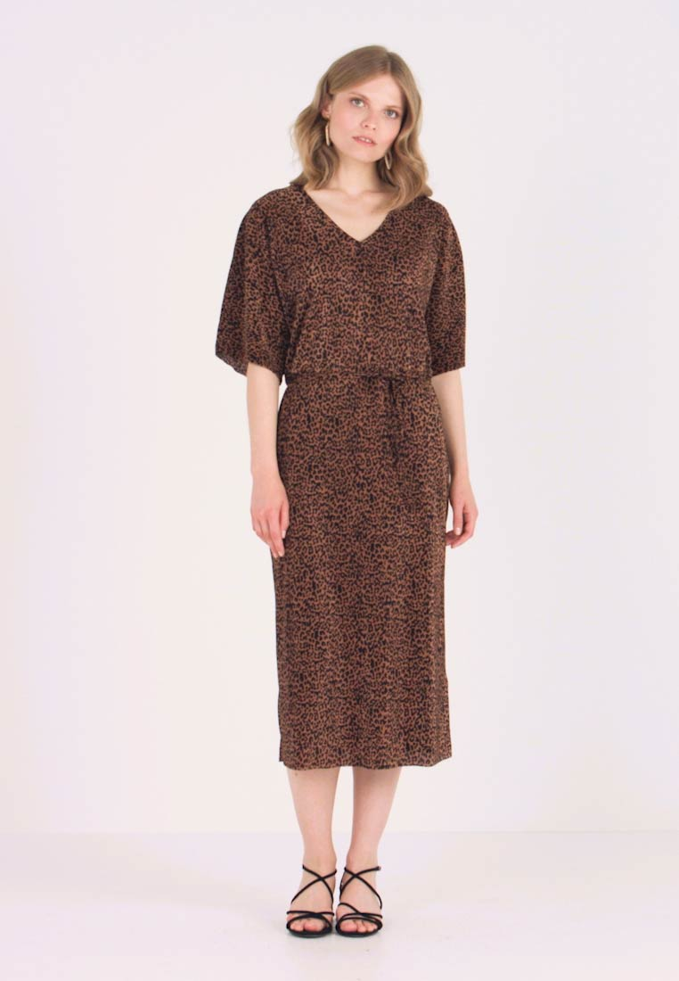 Robe LongueCoffee Caramel More Story One BWCxQrdoe