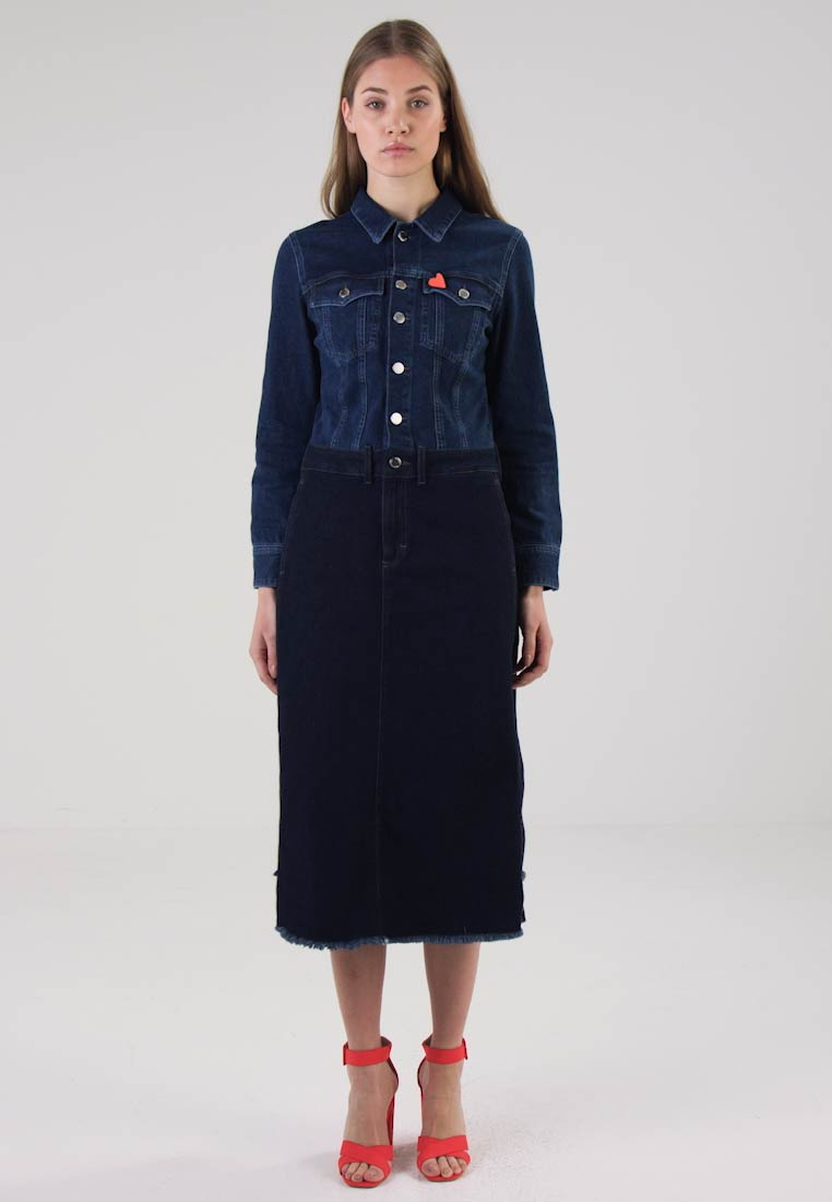 Marc OPolo DENIM DRESS KOMBI  - Robe en jean - combo