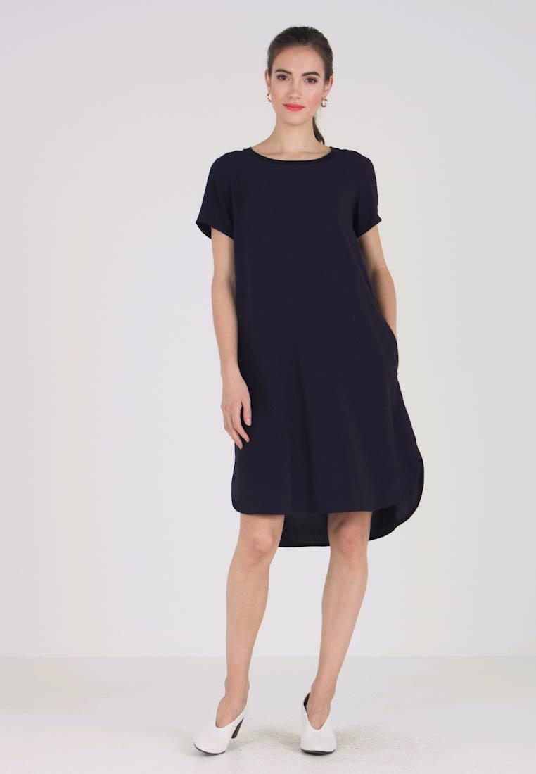 Marc O'Polo DENIM - DRESS SHAPE - Day dress - blue/night sky