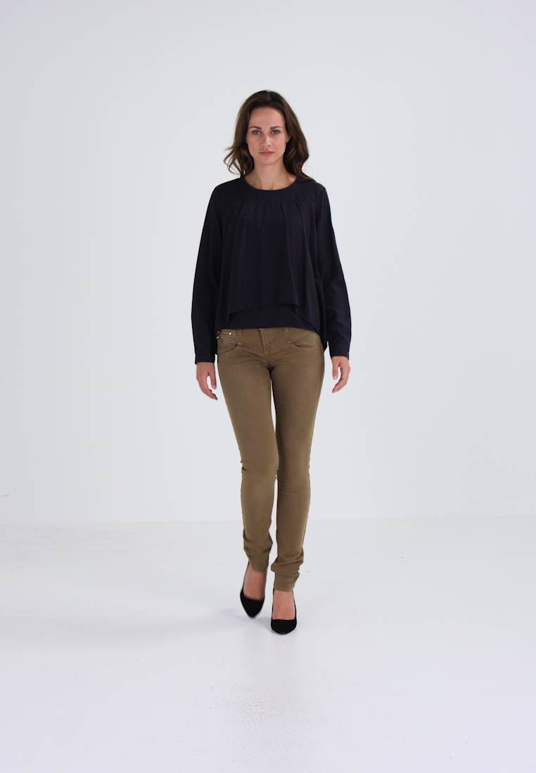 Marc OPolo DENIM LAYERING - Blouse