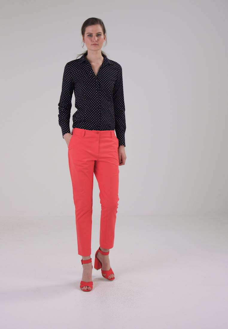 Opus EARLY - Chinos - poppy red