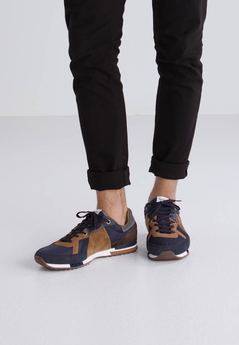 Pepe Jeans TINKER WEST - Zapatillas marine