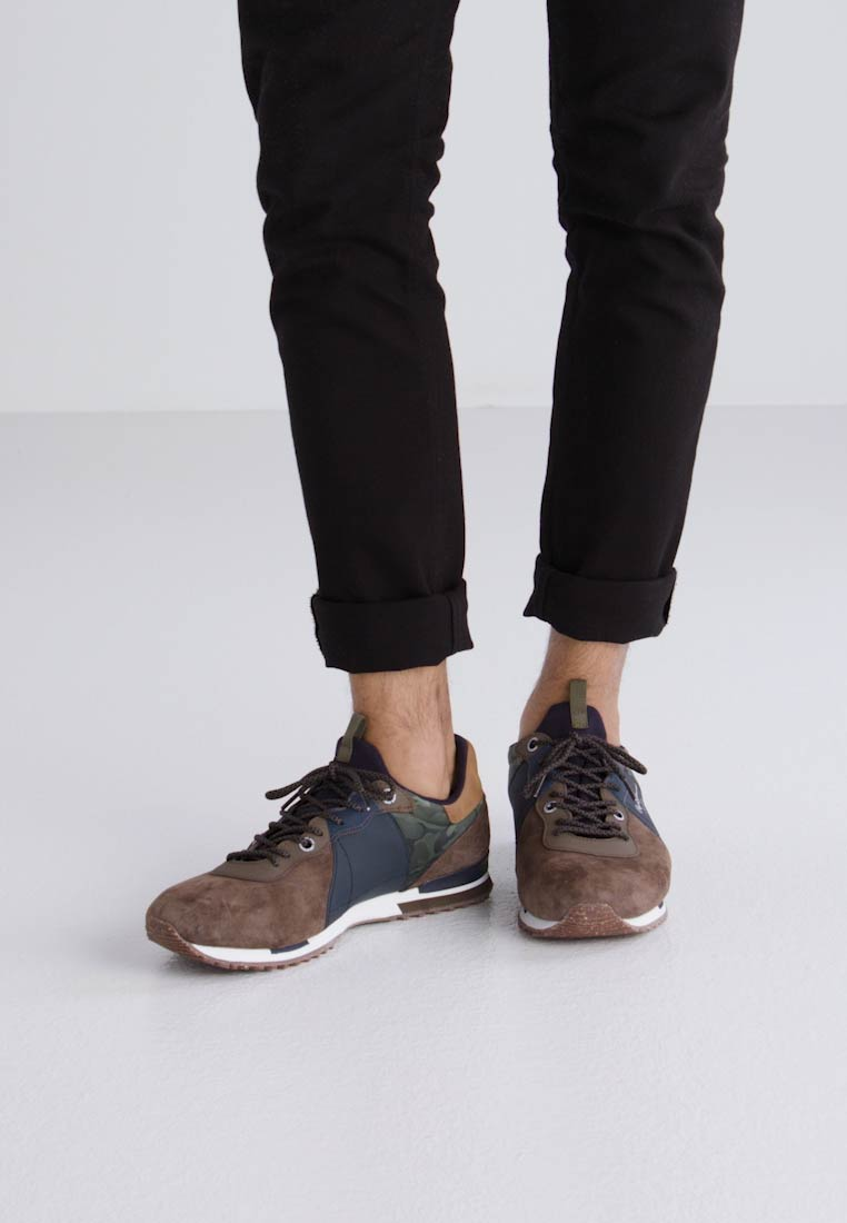 Pepe Jeans TINKER RACER MIX - Zapatillas stag
