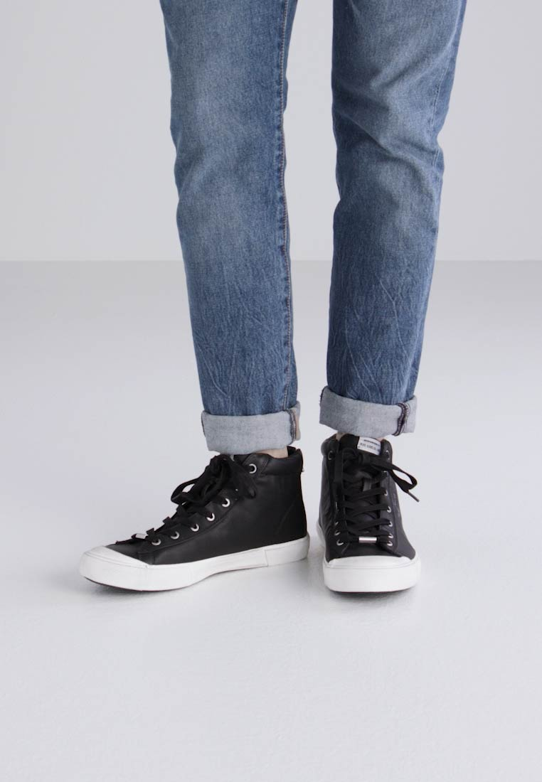 Pepe Jeans NEW BROTHER - Zapatillas altas black