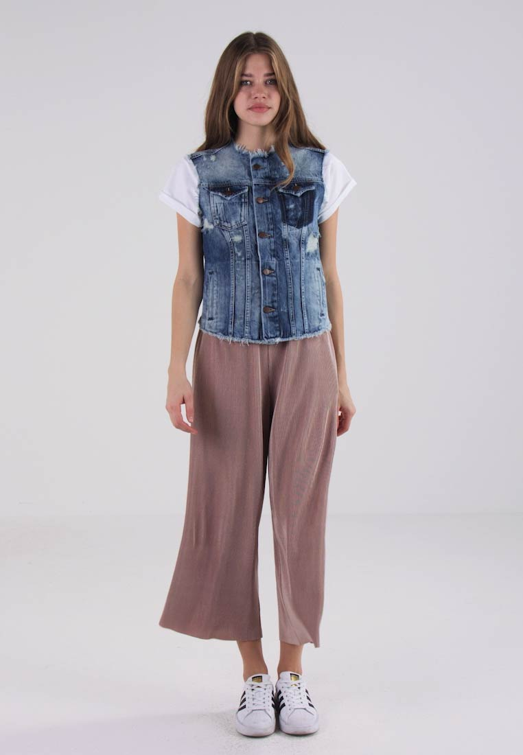 Panciotto Denim Jeans Del Valley AcquistaPepe nEIRqPP
