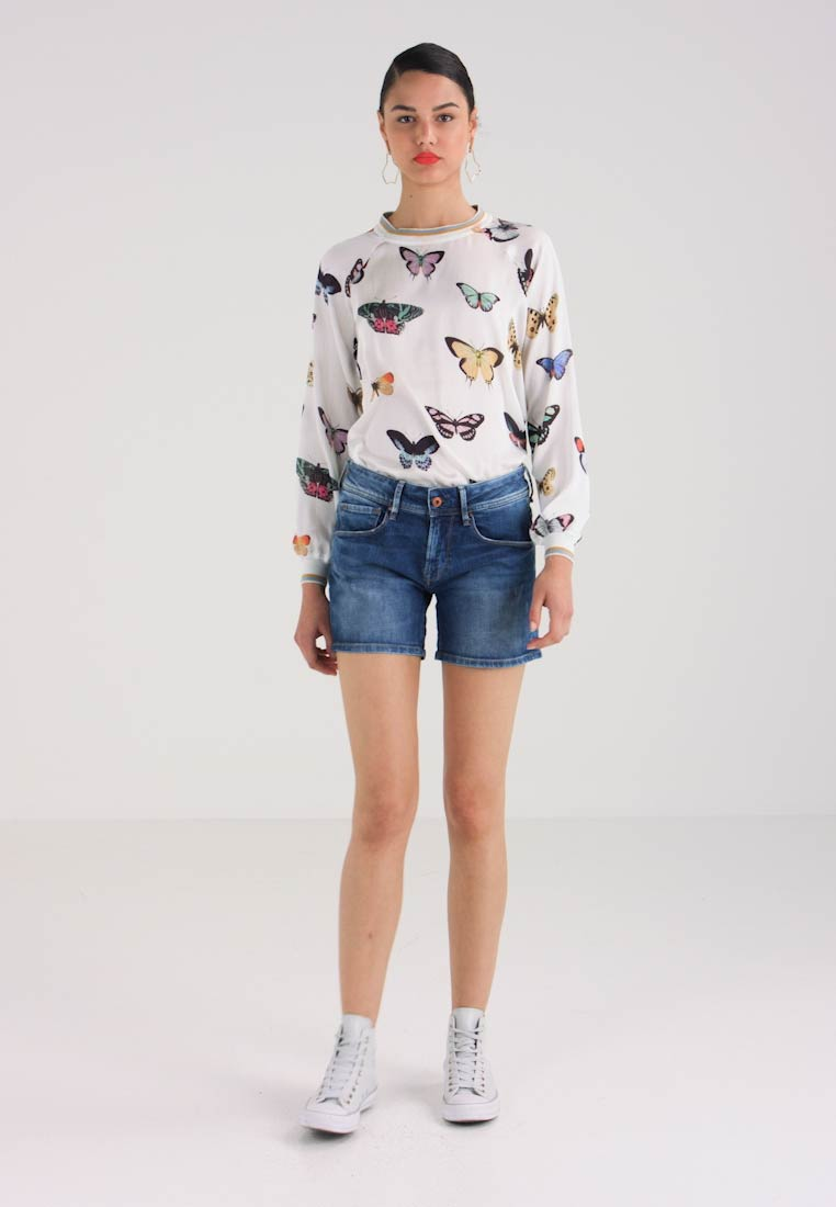 Blue Pepe Denim Jeans Shorts Siouxie FZZxPrwIq