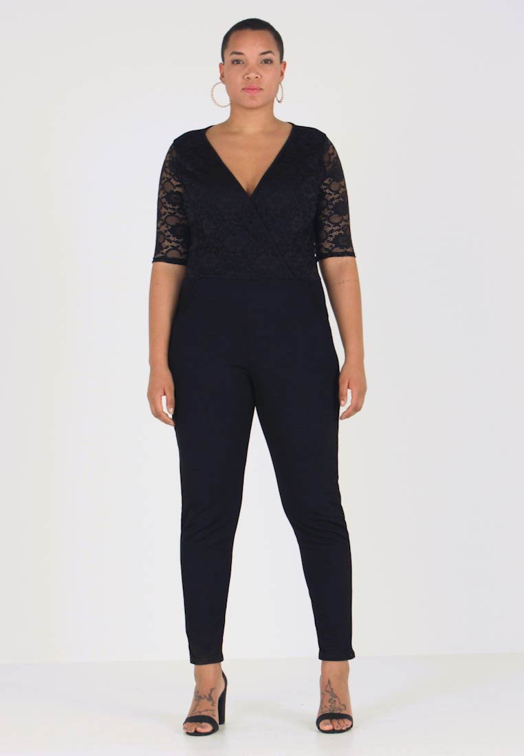 Pink Clove - Overall / Jumpsuit - black