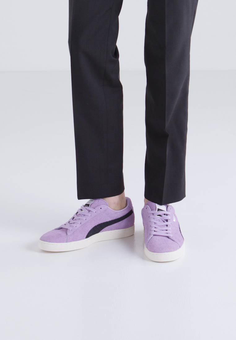 Puma X DIAMOND SUPPLY - Sneaker low Tragbare - orchid bloom/black  Tragbare low Schuhe 4e4d36