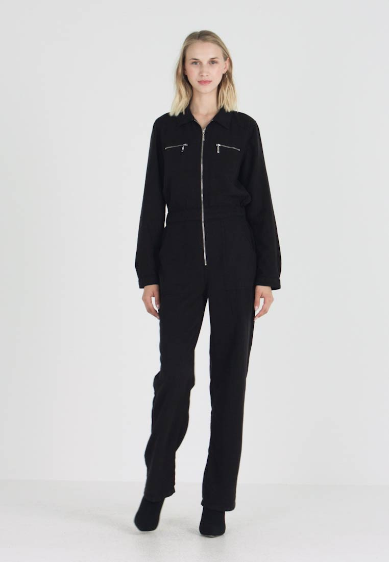 BDG Urban Outfitters - VICTORY FLIGHT - Jumpsuit - black