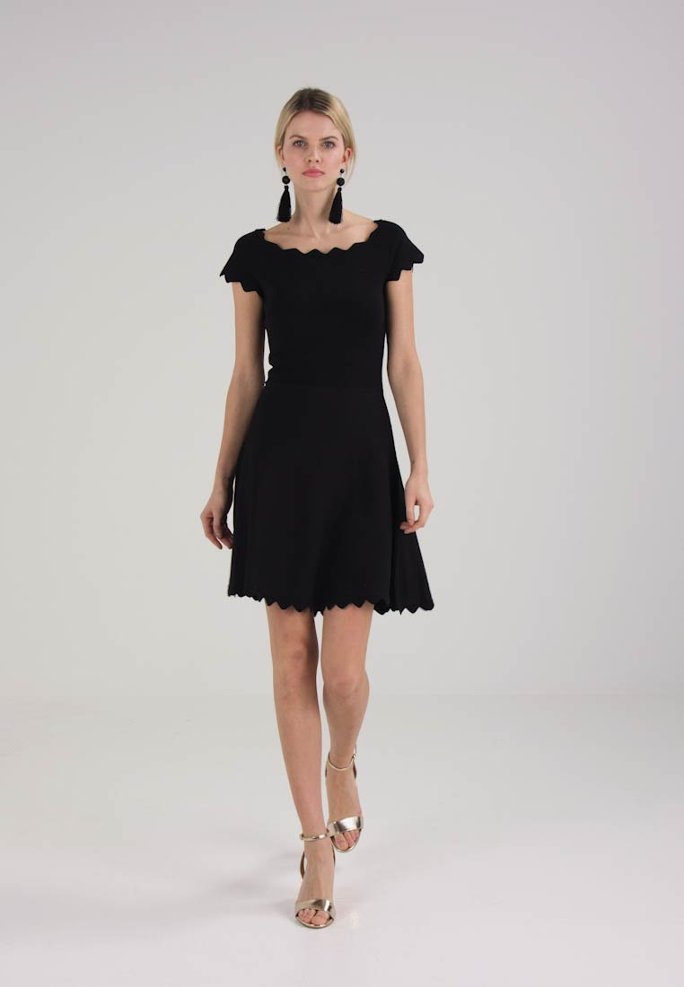Perfect Derhy Noir Dress Kentucky Day Zfq0ZwY