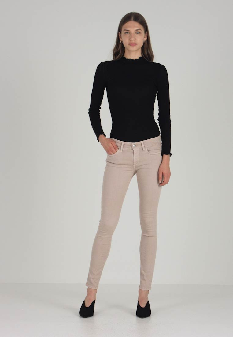 Fit Jeans Replay Skinny Luz Beige qUgtPvg