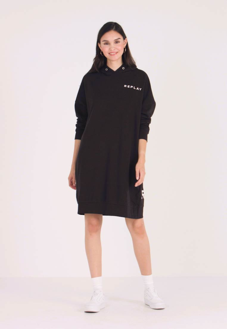 Replay - Day dress - black