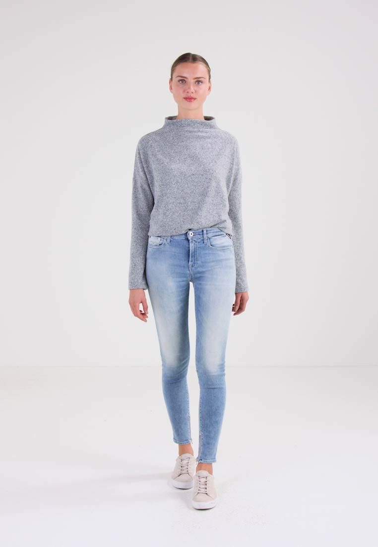 Replay - JOI ANKLE  - Jeans Skinny Fit - blue denim