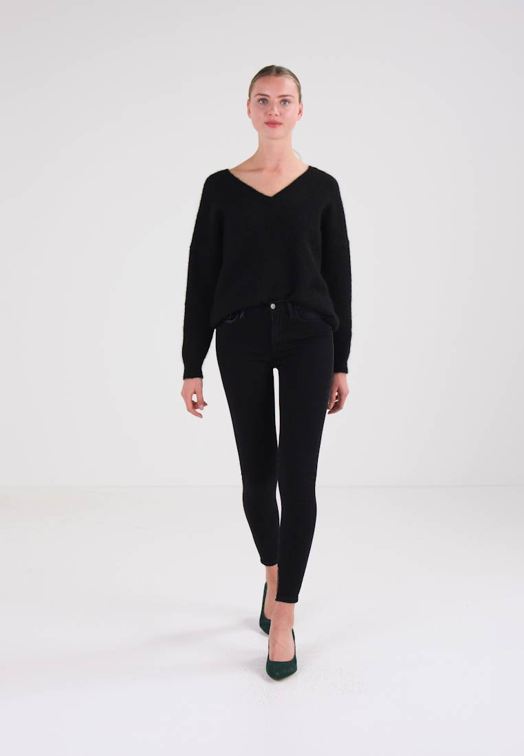 Replay JOI ANKLE - Jeans Skinny Fit black