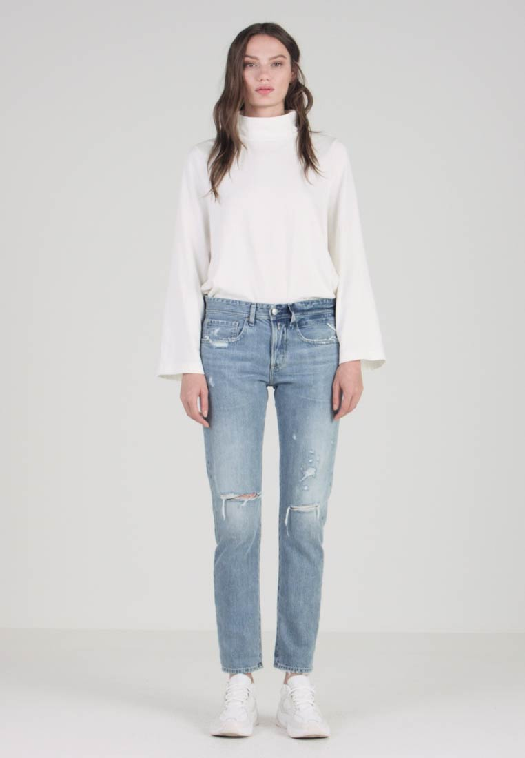 Replay - HETER - Relaxed fit jeans - light blue