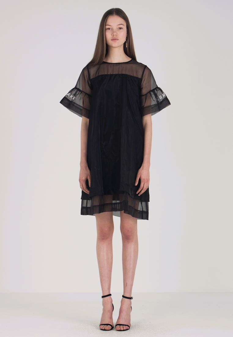 R 233 Sum 233 Lola Dress Cocktailkl 228 Nning Black Zalando Se