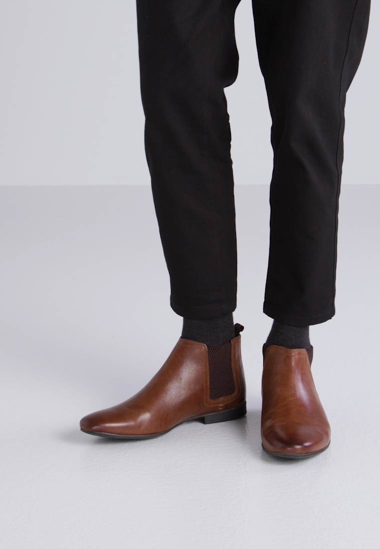 River Island Bottines marron