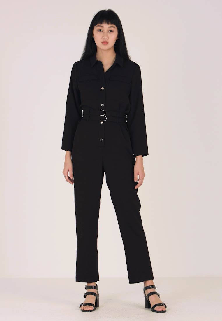 River Island - Jumpsuit - black
