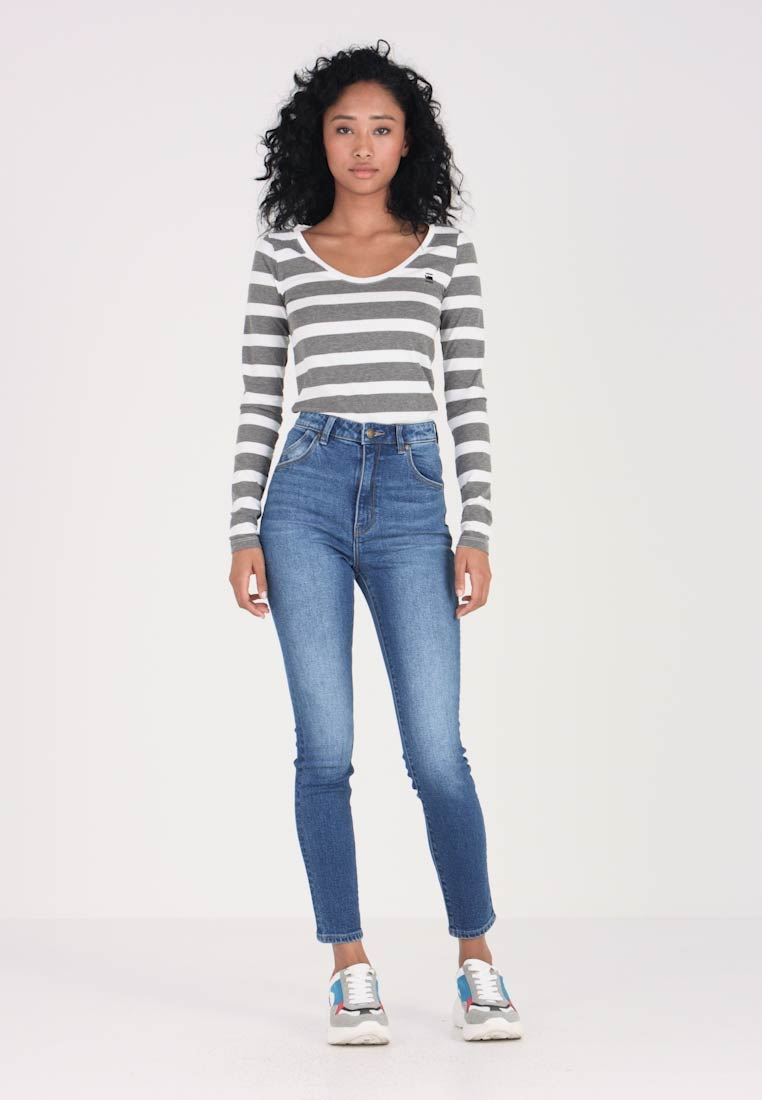 Rolla's - EASTCOAST ANKLE - Jeans Skinny Fit - fem blue