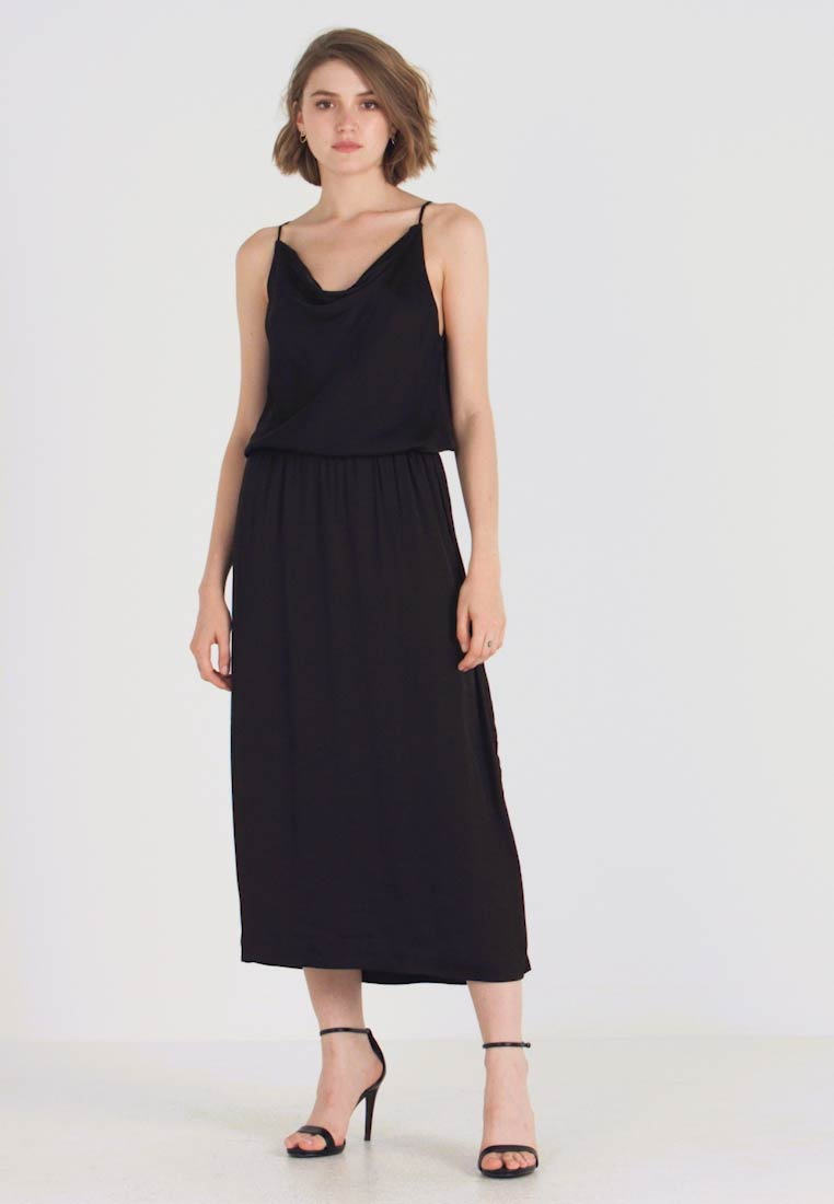 Saint Tropez - DRESS - Maksimekko - black