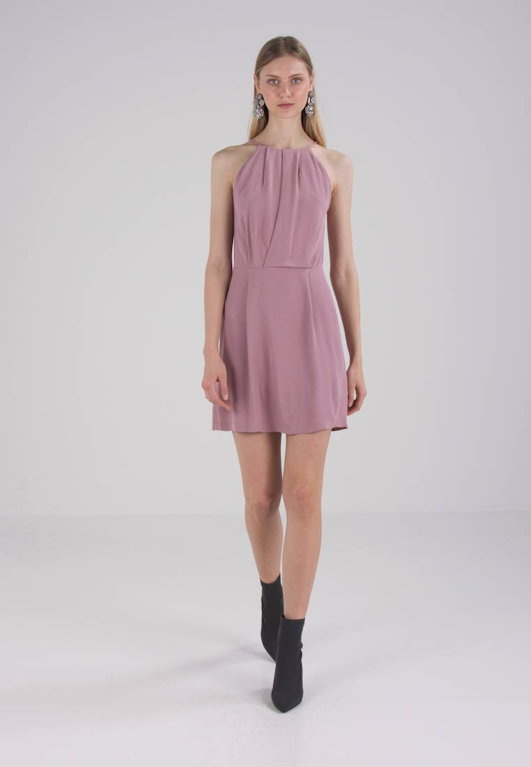 Samsøe & Samsøe WILLOW SHORT DRESS - Robe de soirée - woodrose