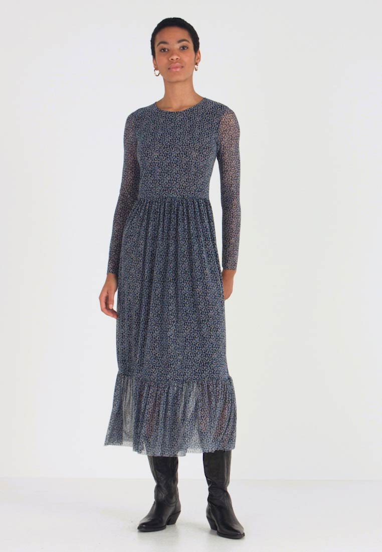 Samsøe Samsøe - LORI DRESS - Day dress - blue twiggy