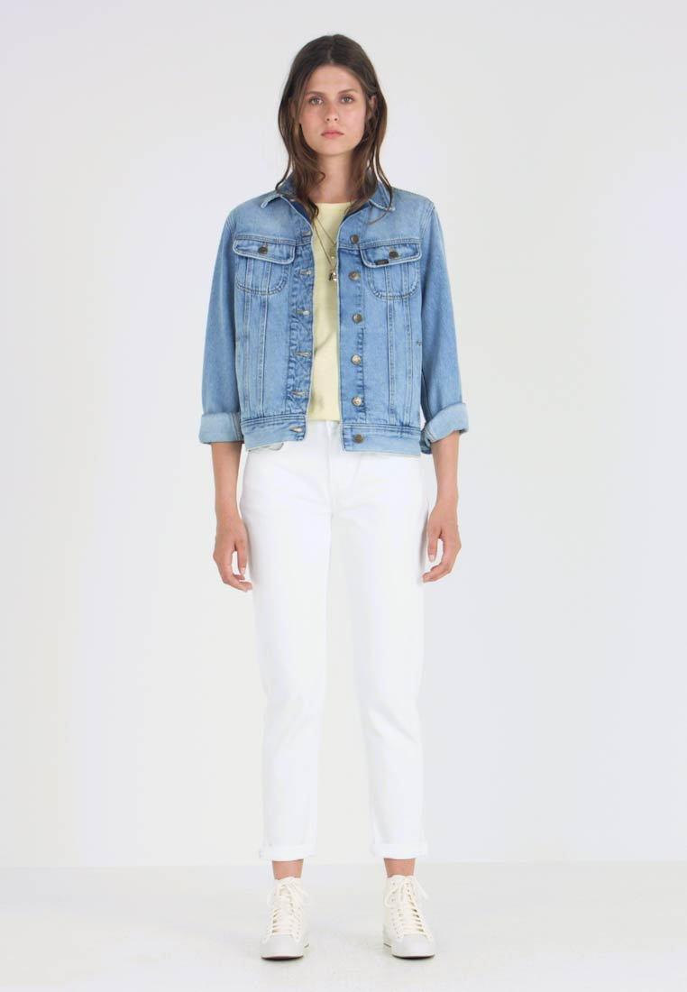 Scotch & Soda - THE KEEPER - Jeans Slim Fit - white