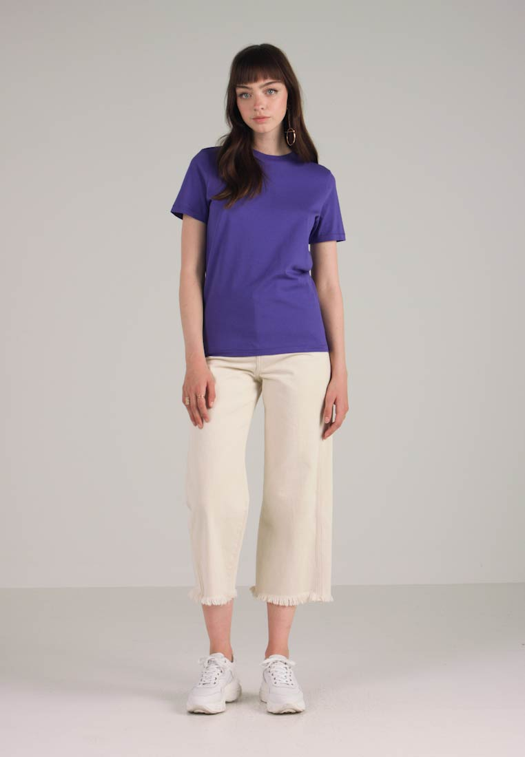 PERFECT Femme Selected T COLOR shirts SFMY BOX TEE CUT ZOExqwTE
