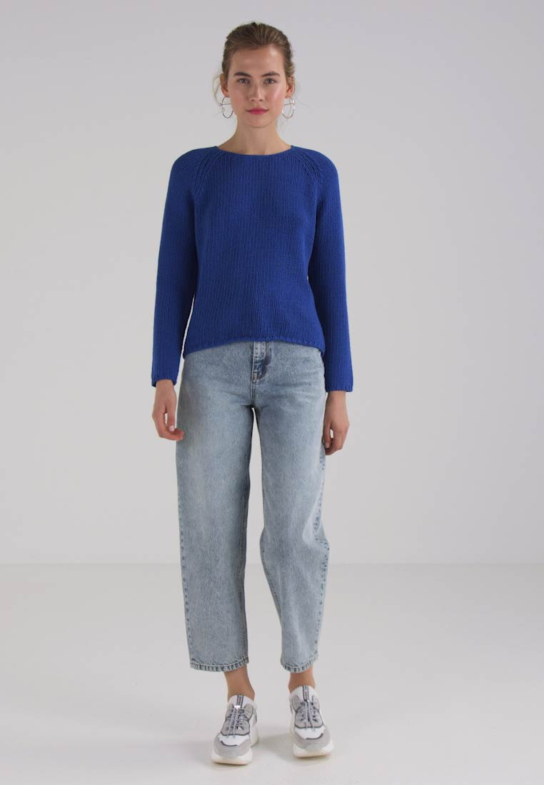 WIDE O NECK Jumper Selected SFOLGA Femme EfHfqw