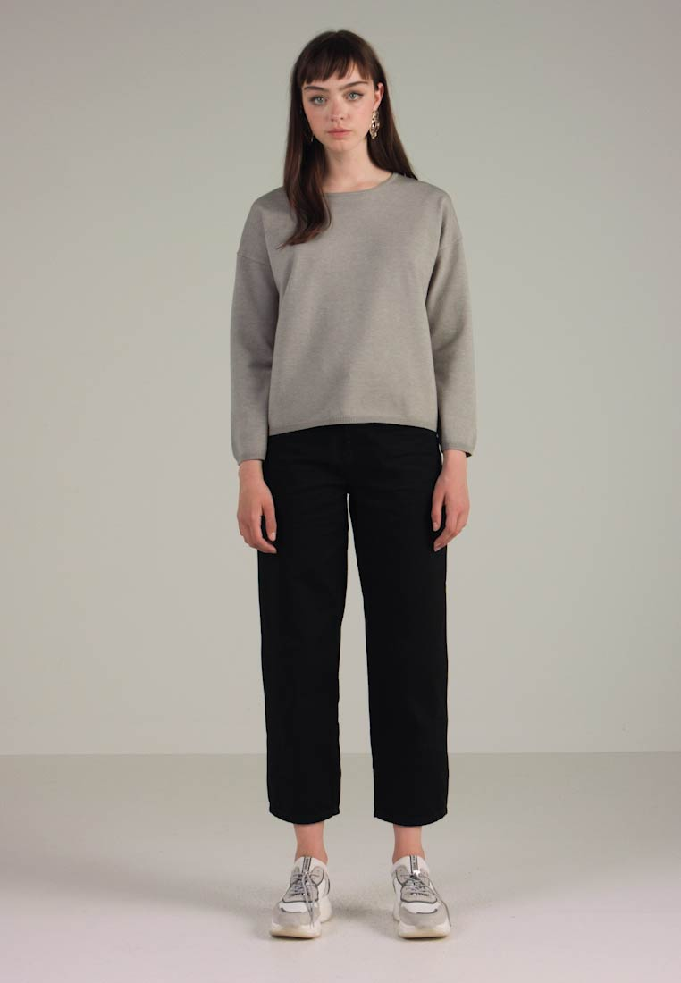 NECK O Femme Jumper SLFMINNA Selected 1qzxAv8