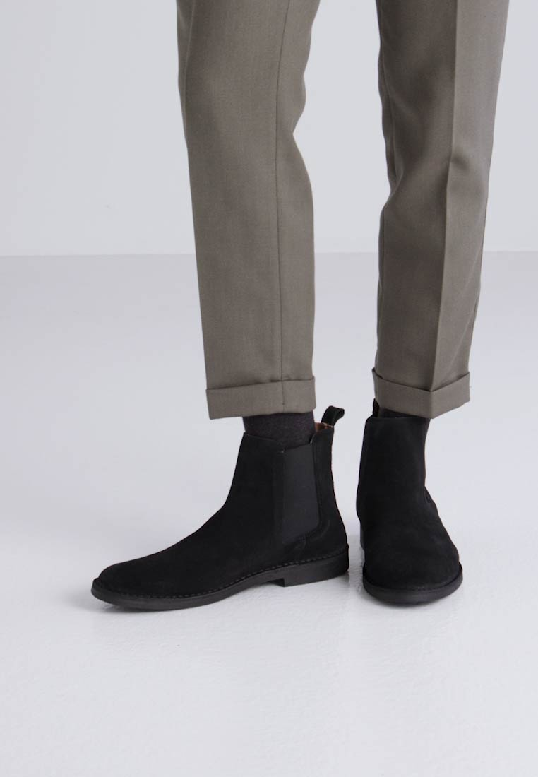 Selected Homme SHHROYCE CHELSEA BOOT - Classic ankle boots - black