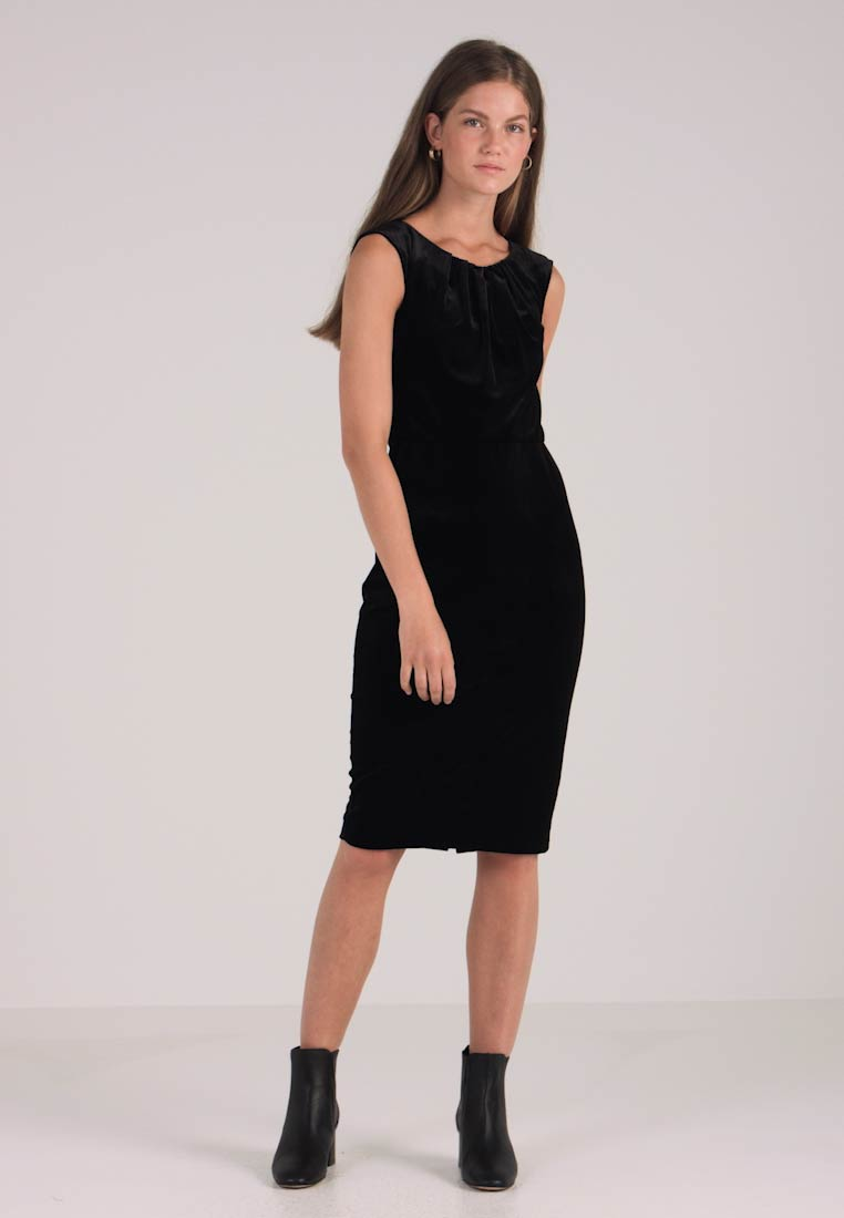 Swing Black Cocktail Party Dress Cocktail Swing Dress Party Black ERS7qE6