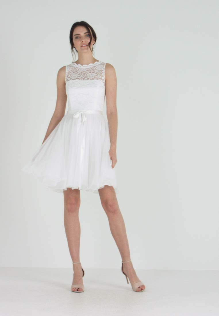 Swing - Cocktail dress / Party dress - cremeweiss