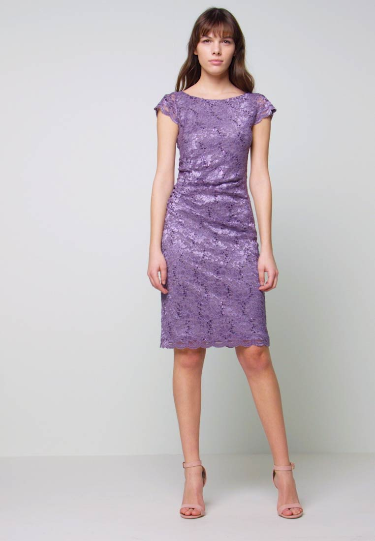 lilac grau kleid factory 8cc8d 2cd09