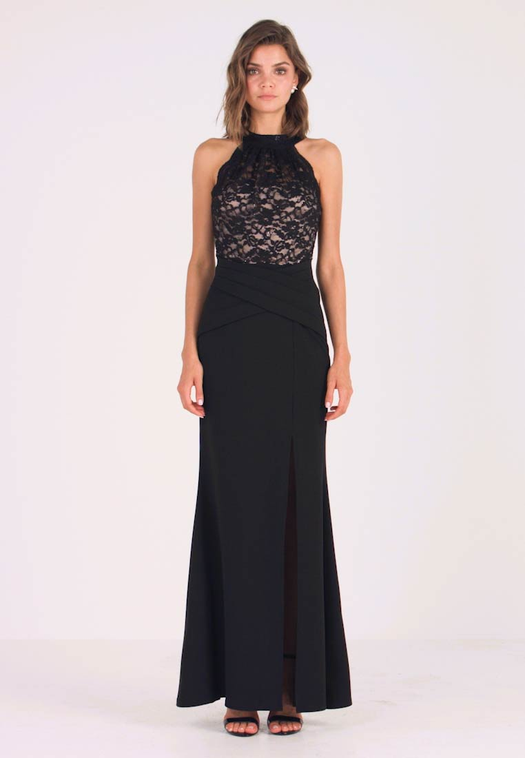 Sista Glam - KAYTI - Occasion wear - black/nude