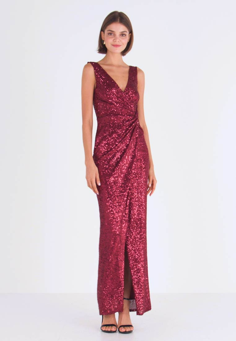 Sista Glam - SANDRA - Occasion wear - berry